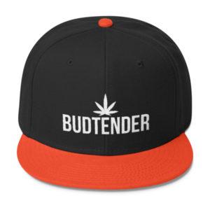 Budtender Snapback Cap
